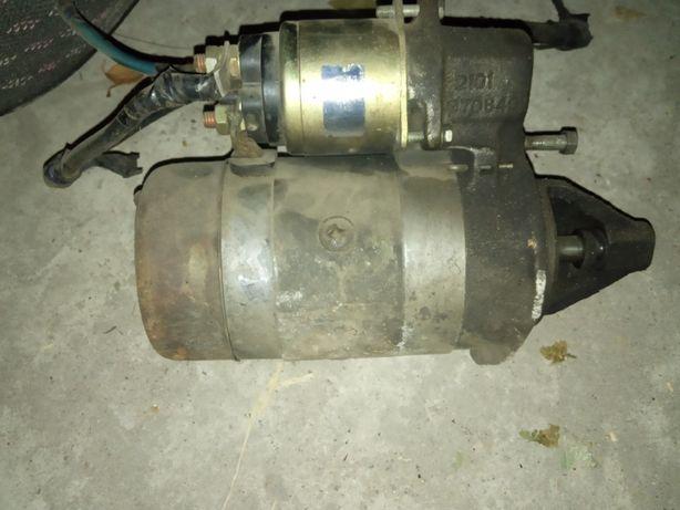 Ваз 2106 Стартер, генератор, Карбюратор солекс, моторчик от дворников.