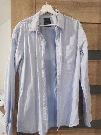 Koszula reserved, błękitna rozmiar M