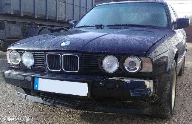 BMW 525 TDs (E34) de 1991 para peças