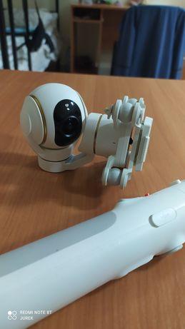 Продам камеру Xiaomi mi dron 4k с подвесом,плюс стабилизатор ручка.