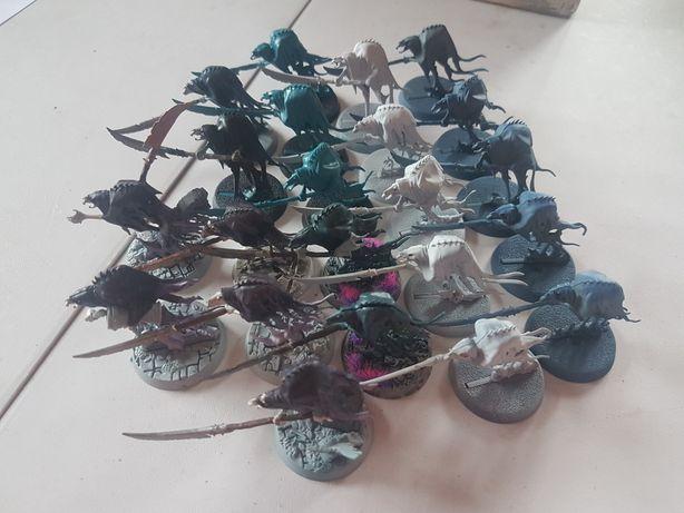 Warhammer AoS 24x Glaivewraith Stalkers Nighthaunt