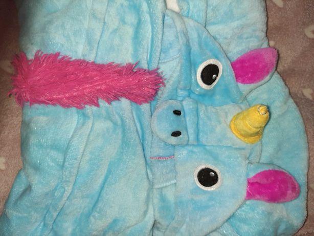 Piżama Jednorożec