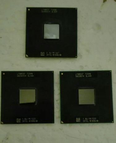 Sprzedam: Używane: Dobre procesory dwurdzeniowe do laptopa