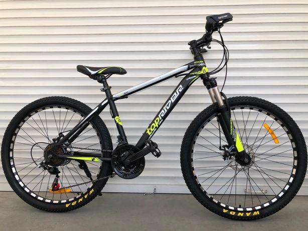 """Горный новый велосипед 26"""" салатовый (есть разные размеры и цвета)"""