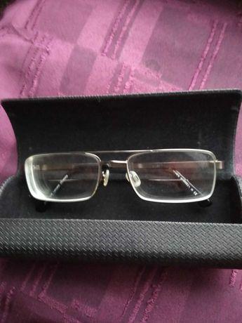 Oprawki okulary męskie