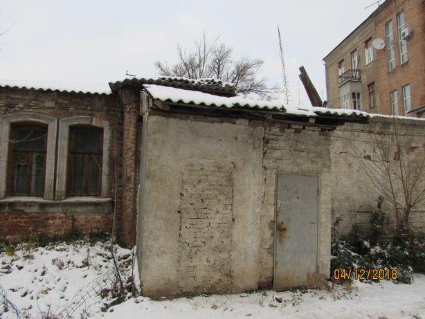 Продам отдельностоящее здание в центре города под реконструкцию