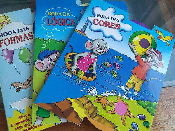 Livros infantis .
