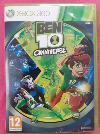 Gra Ben 10 Omniverse Xbox 360