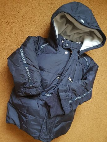 Зимняя куртка Armani baby