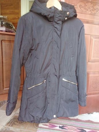 Куртка парка жіноча