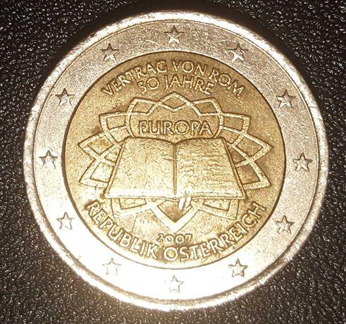 Moeda 2 Euros - Áustria (2007)