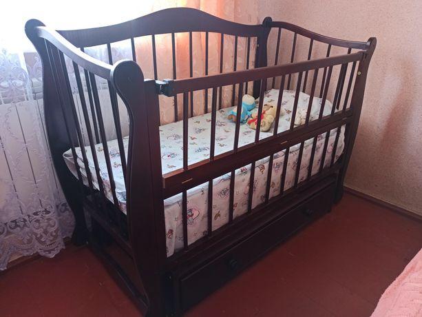 Ліжечко дитяче. Колиска
