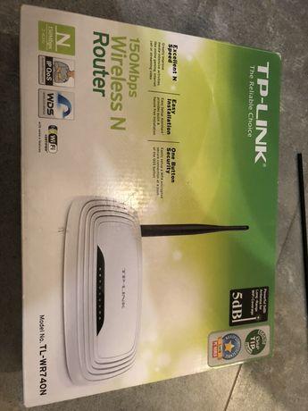 Tp-link router bezprzewodowy model TL-WR740N