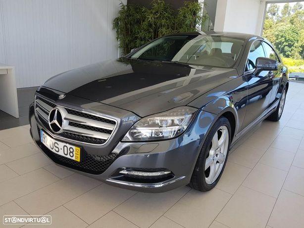 Mercedes-Benz CLS 250 CDI BlueEfficiency ( 204cv )