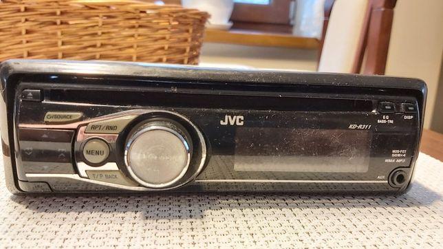 Radio JVC mp3 w pełni sprawne