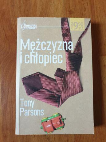 Mężczyzna i chłopiec - Tony Parsons