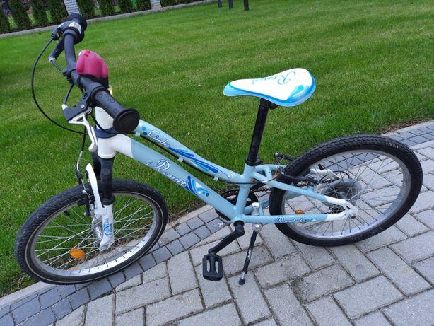 Rower dla dziewczynki kola 20'