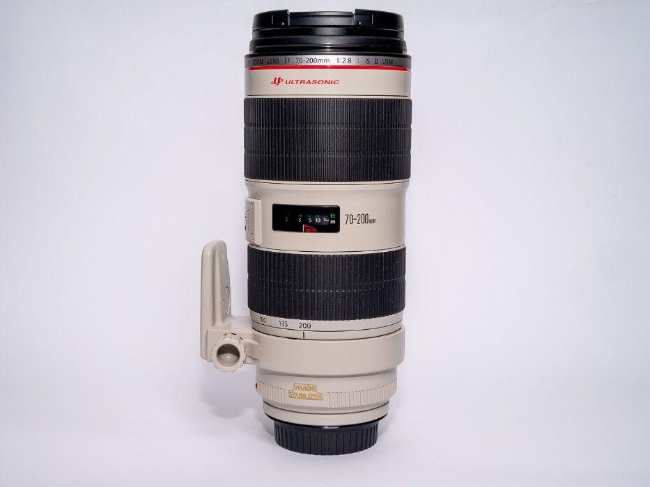 Obiektyw Canon EF 70-200 mm f/2,8 L IS II USM +UV Wrocław - image 1