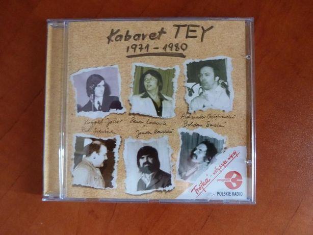 Płyta cd Kabaret TEY 71-80 rok