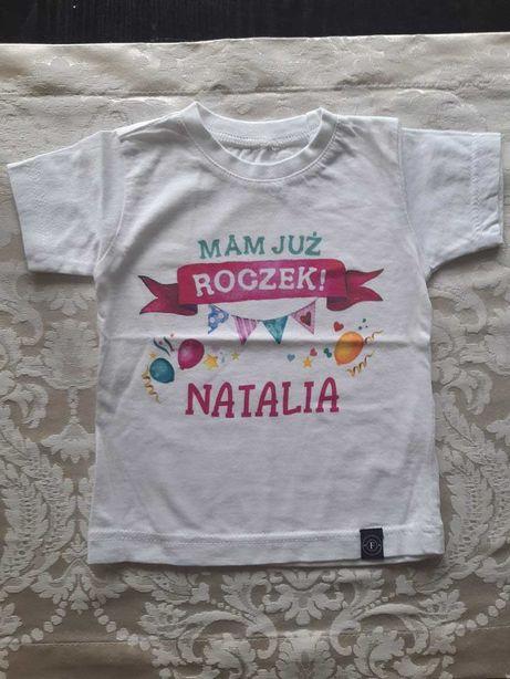 Koszula na roczek Natalia