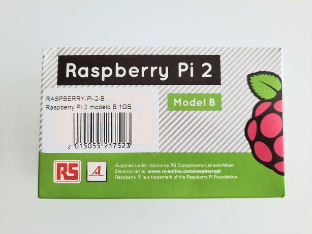 Raspberry em caixa - portes grátis