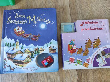 Sanie Świętego Mikołaja + u Mikołaja przed świętami