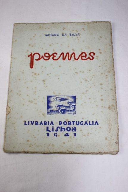 Livro de Poemas / Poesia - Garcez da Silva - 1941 - Edição de Autor
