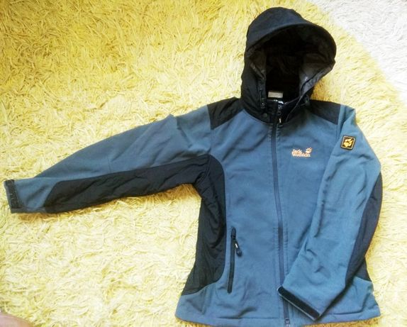 Куртка демисезон курточка софтшелл парка Jack Wolfskin The North Face