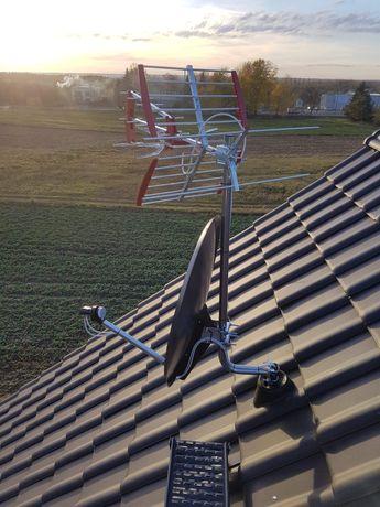 montaz ustawienie instalacje serwis anten katowice bedzin czeladz