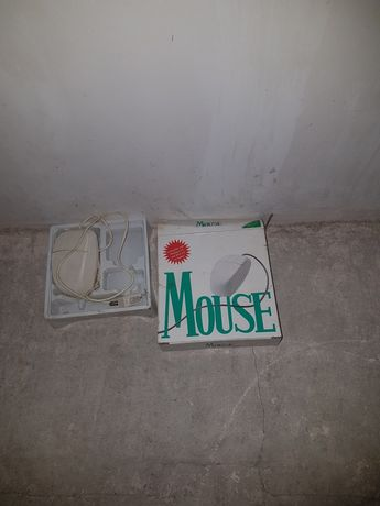 Первая в мире компьютерная мышь на 3 кнопки.