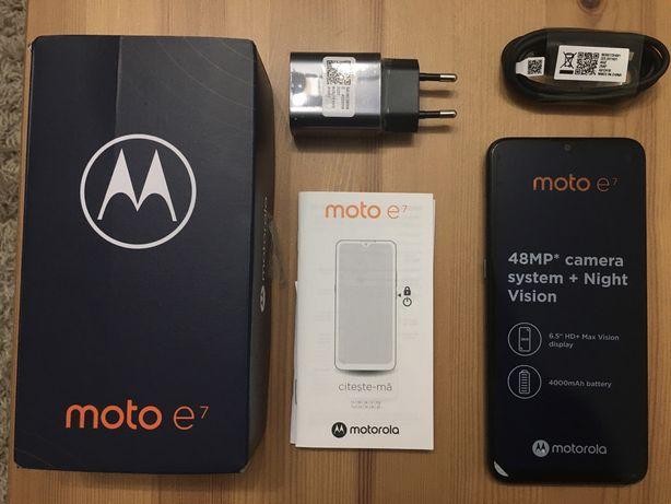 Nowa , nieużywana :  Motorola moto e7
