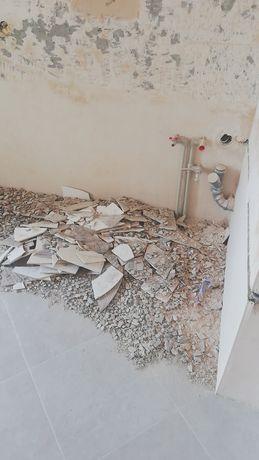 Демонтаж Бровары слом штробление резка бетона вывоз мусора