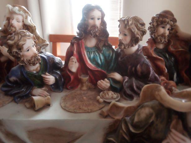 Ceia de Cristo e Apostolos
