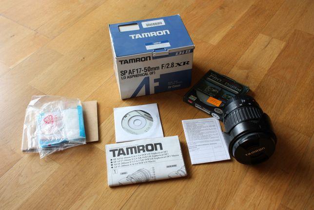Canon obiektyw Tamron DiII SP AF17-50mm F/2.8 XR