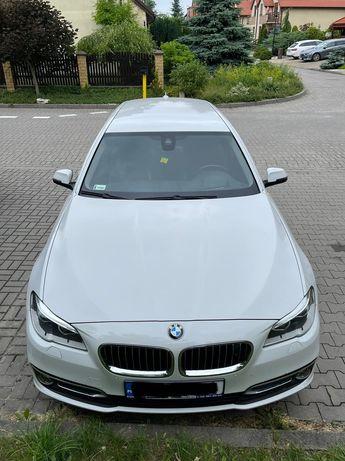 BMW 530 X-drive LUXURY, 2014 r.