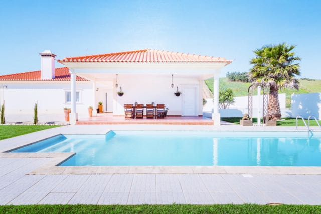 Moradia T3 com jardim e piscina