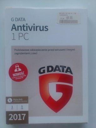 Nowy Antivirus GDATA