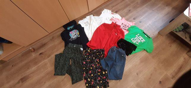 Sprzedam ubrania dziewczęce