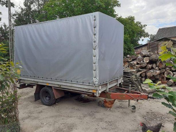 Przyczepka samochodowa (ciężarowa)
