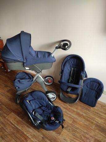 Детская коляска Stokke xplory v4 3 в 1