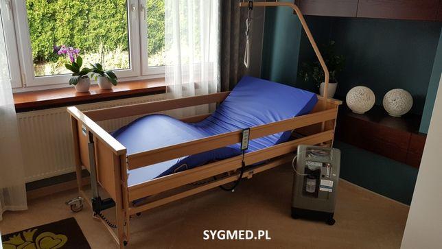 Wynajem od 80 zł łóżka rehabilitacyjnego elektrycznego BEZ KAUCJI