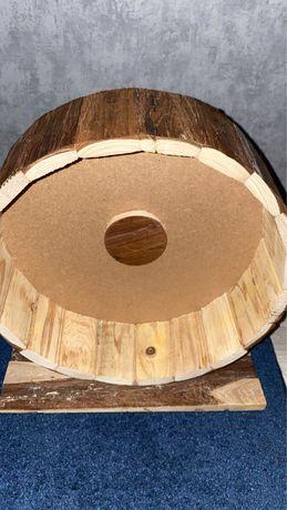 Kołowrotek drewniany 28cm bardzo cichy NIE WYSYŁAM