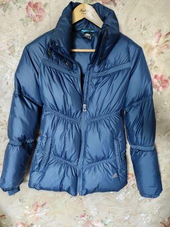 Женская куртка-пуховик,  Adidas,  размер S