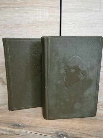 """Две книги - Л.Н Толстой 20 и 15 тома """"Собрание сочинений"""" 1964-1965 г."""