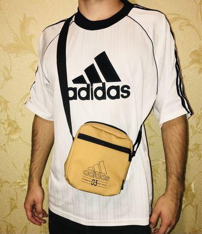Сумка/Мессенджер/Органайзер Adidas 3 Stripes НОВЫЙ ОРИГИНАЛ