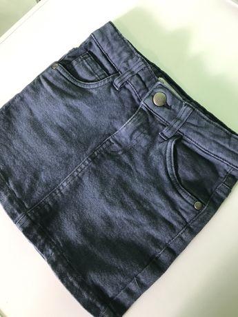 Юбка джинсовая супер очень крутая