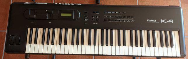 Sintetizador Kawai K4