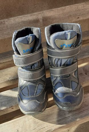 Взуття Зимові сапожки для хлопчика Розмір 29