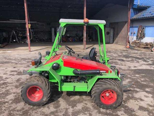 Traktor Ciągnik rolniczy Nussmuller Kombi - Trak 120
