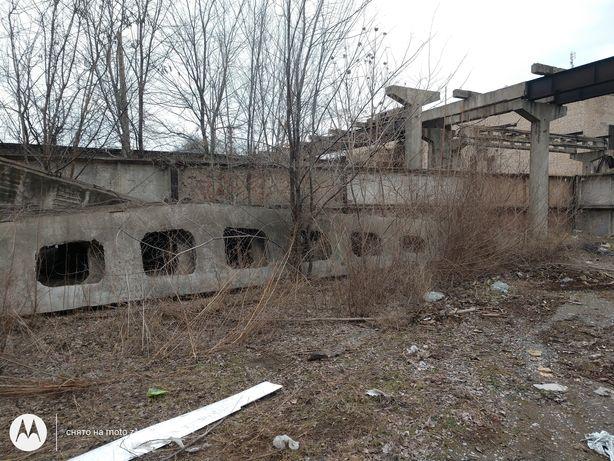 Фермы бетонные. Кострукции